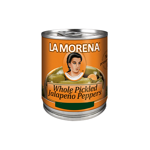 Jalapenos Enteros La Morena 372g