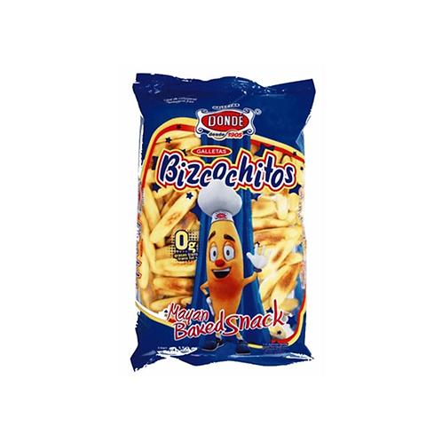 Bizcochitos galletas para sopa