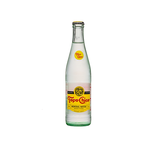 Topo Chico Glass Bottle 11.5 oz