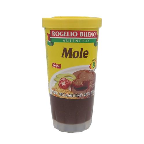 Mole Rojo - Rogelio Bueno