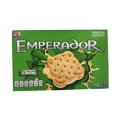 Piruetas Emperador