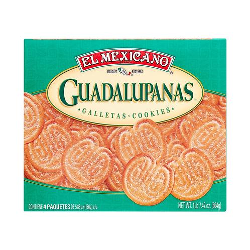 Galletas Guadalupanas