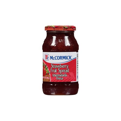 Mermelada de fresa McMcormick (Strawberry spread) 450g