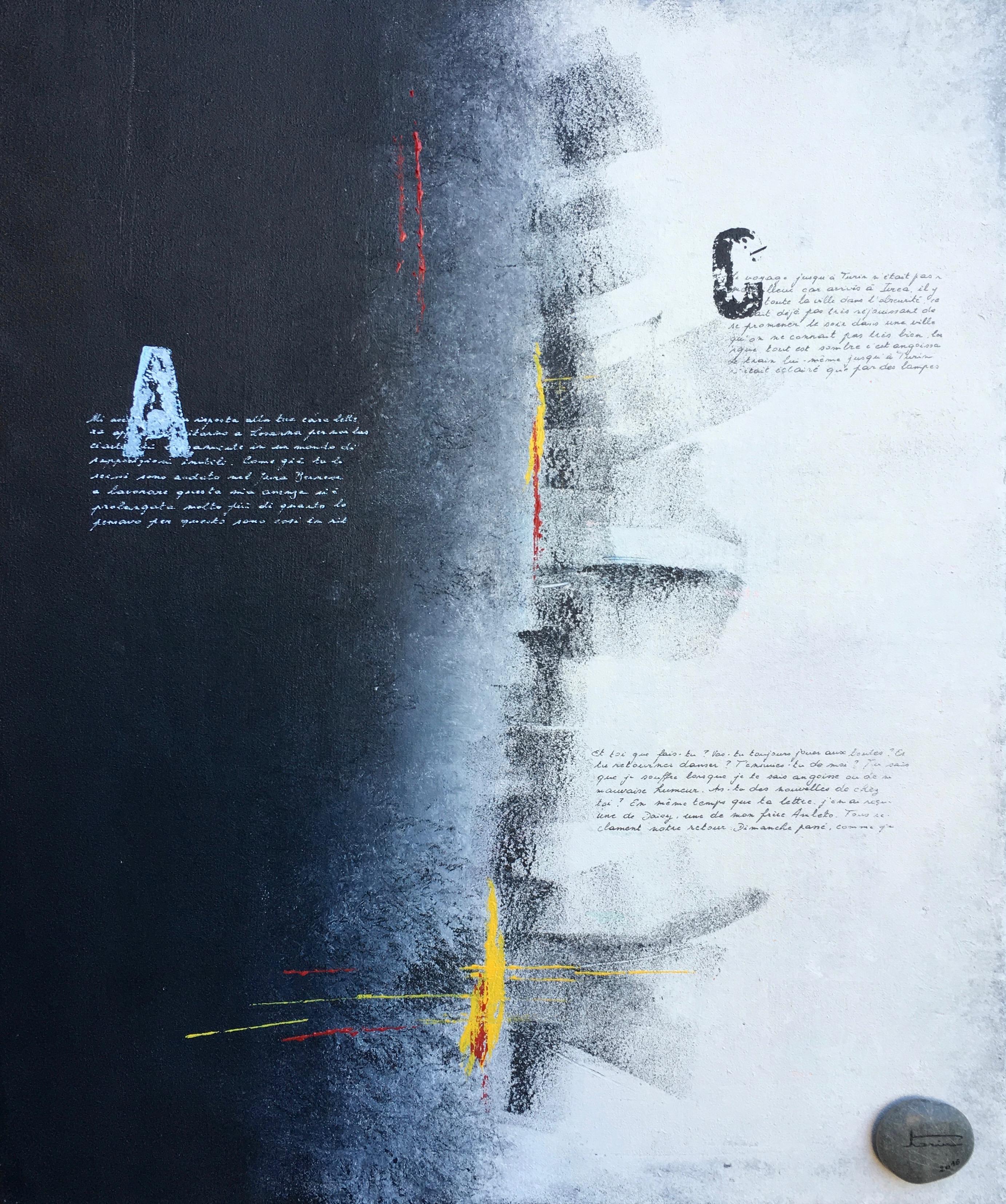 Acrylique, 50x60