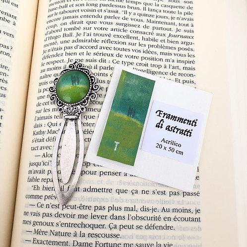 Marque-page Vert