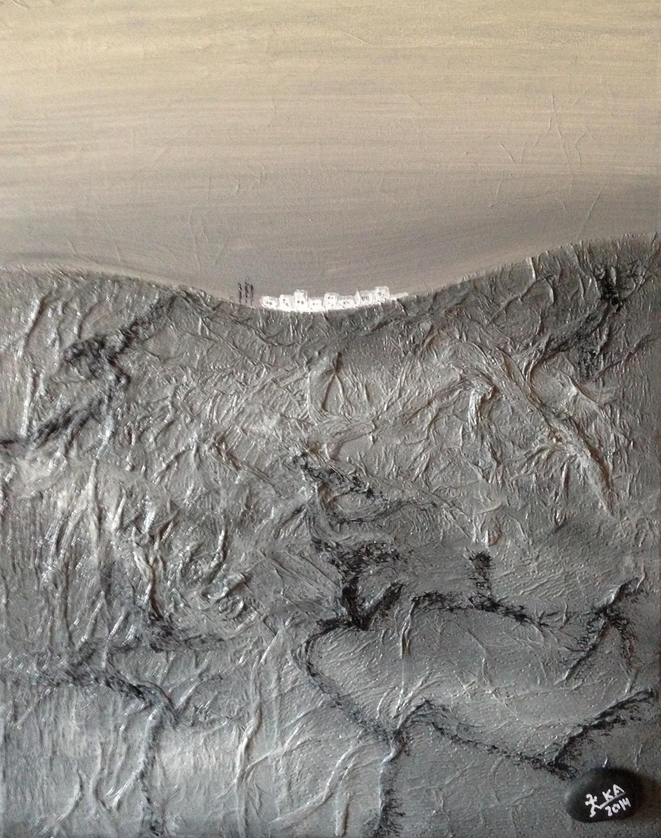 Techniques mixtes, 30x50