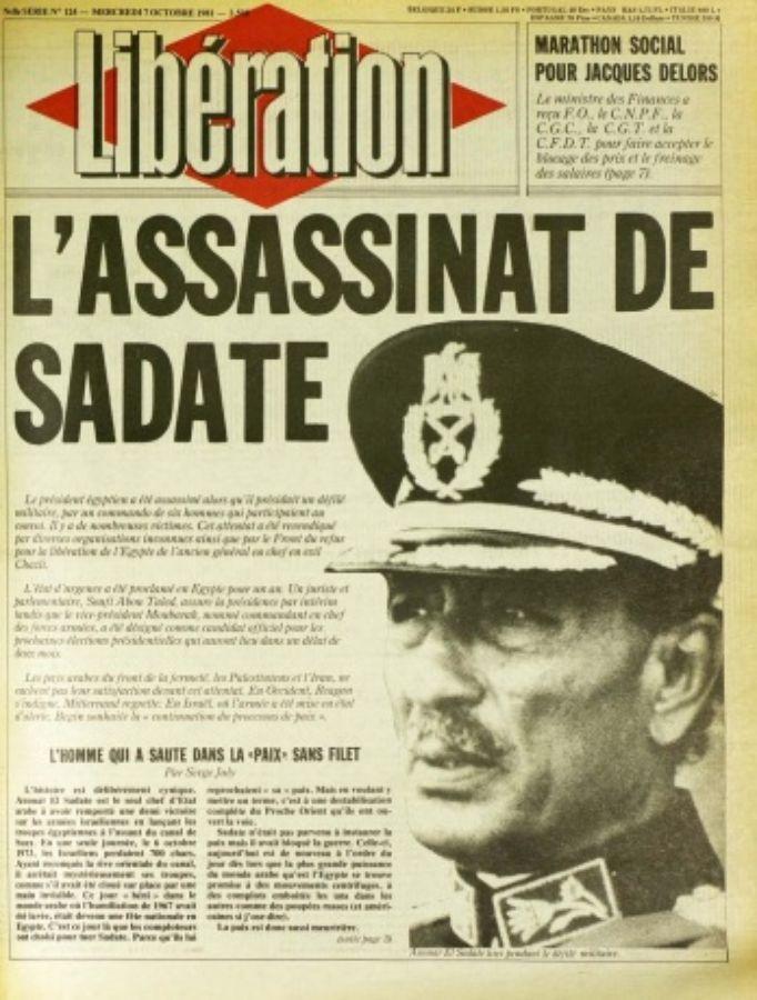Assasinat Sadate
