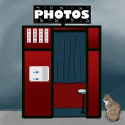 Photomaton de Noël