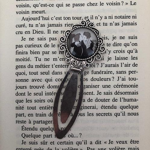 Marque-page baiser de l'Hôtel-de-Ville