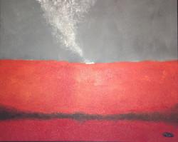 Acrylique, 100x80
