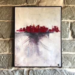 Acrylique, 40x60