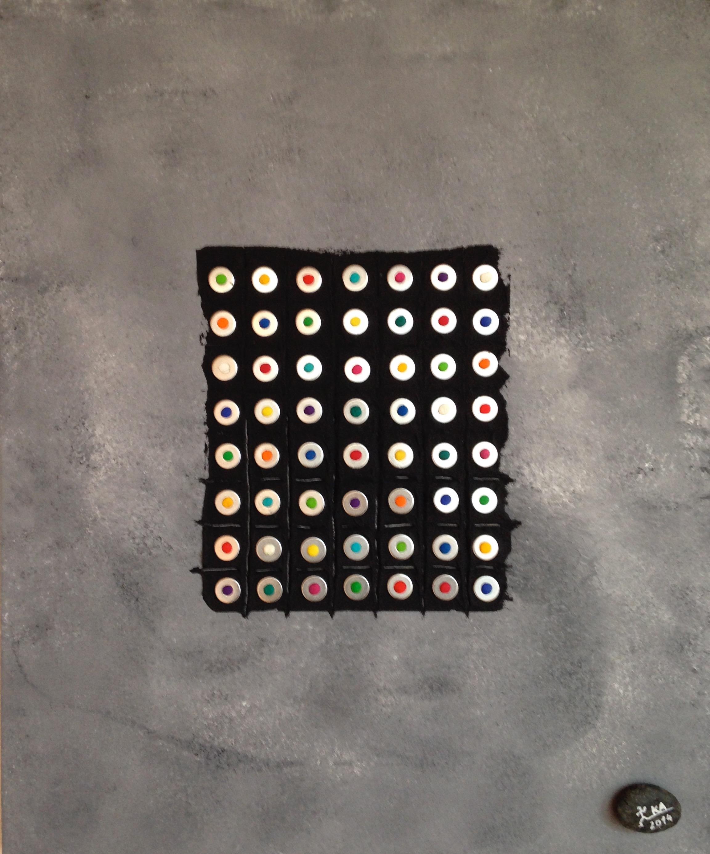 Techniques mixtes, 50x60