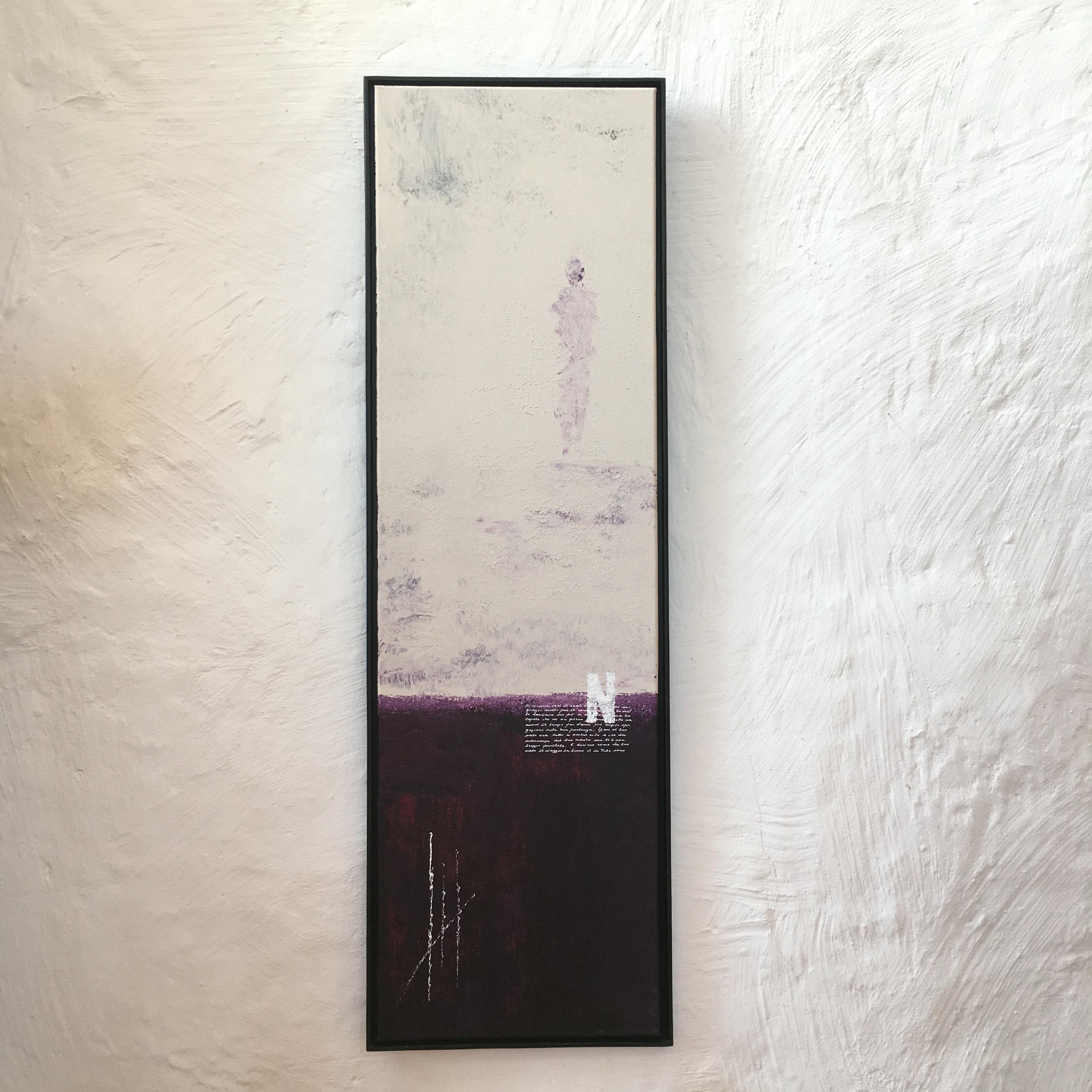 Acrylique, 20x80