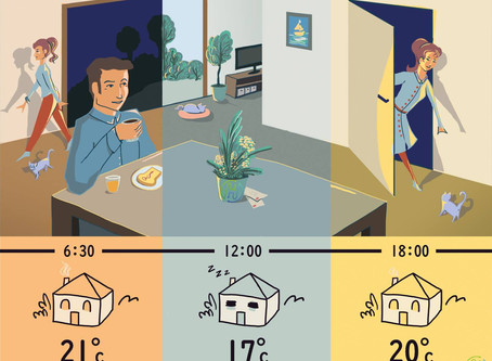 Les aventures de Léo #2 - Le thermostat connecté