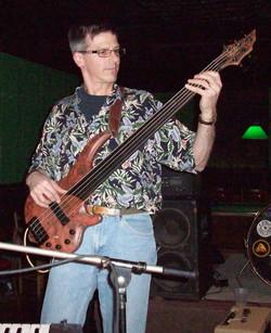 Fretless Curbow Bass