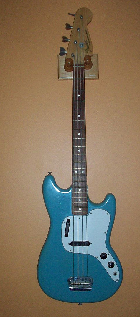 Lake Placid Blue - Fender