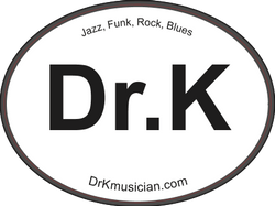 Dr K Sticker Picture