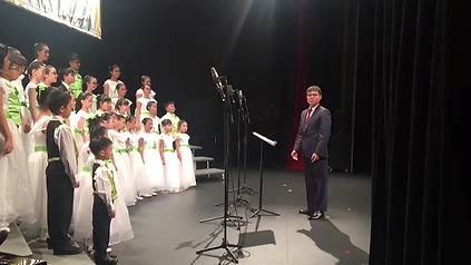 合唱團表演示範1