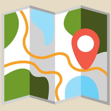 Mapa cmentarzy