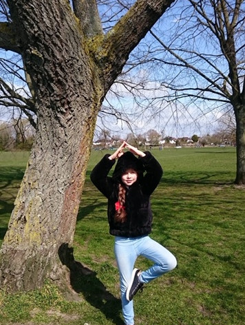 Tree Pose challenge