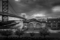 Benjamin Franklin Bridge, Philly