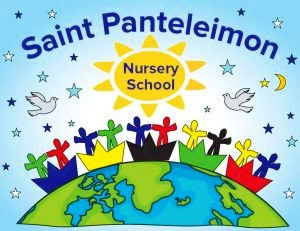 Saint Panteleimon Nursery School Logo
