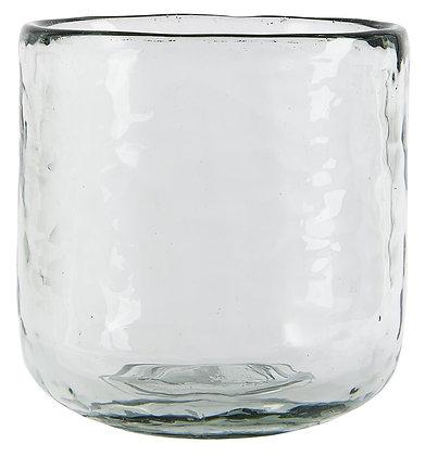 Pot en verre épais - petit modèle