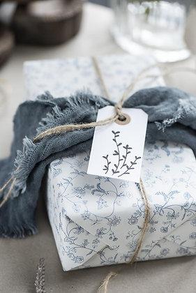 Serviettes de table bleu orage (lot de 4) | IB LAURSEN