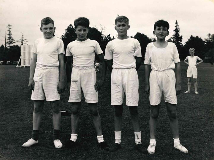Boys in athletics shorts - 1938 query.jp