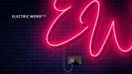 Electric Word Plc
