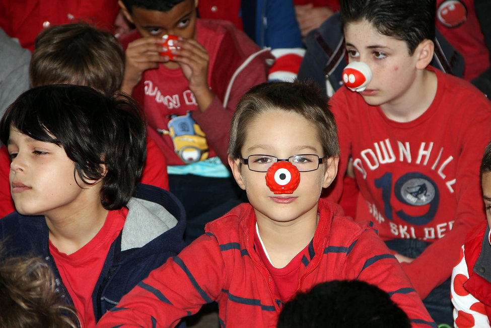 red nose day and other charitable activities