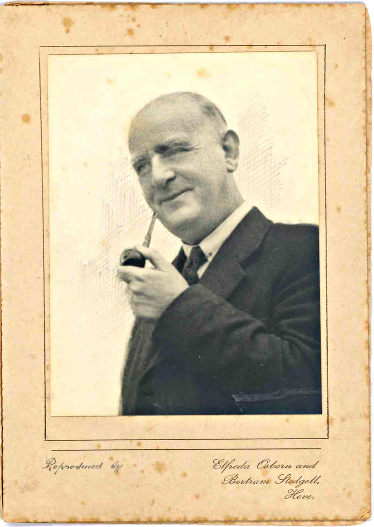 Portrait of Claude with pipe.jpg