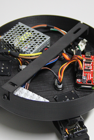 3D Geprinte Behuizing