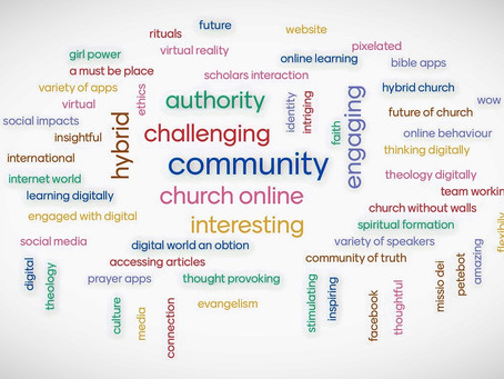 You're Invited: Taster Sessions on Digital Theology
