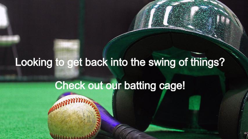 batting cage w_text