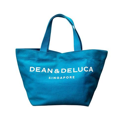 DEAN & DELUCA BONDI BLUE TOTE BAG (S)