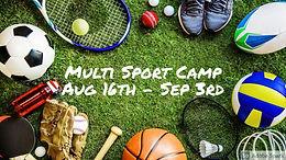 Multi-Sport Camp