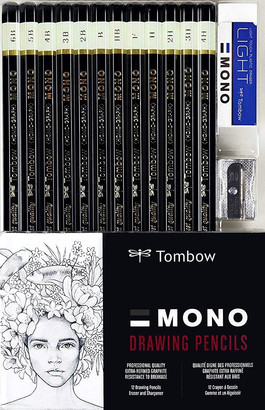 Tombow Mono Drawing Pencils