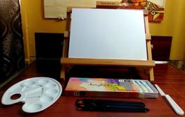 Falling In Art Acrylic Paint Set