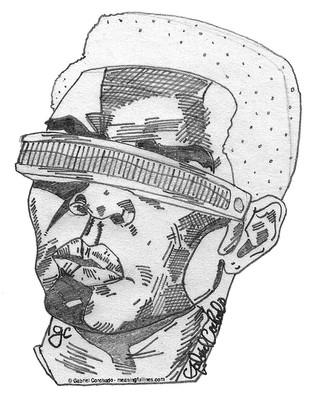Lt. Commander Geordi La Forge