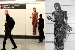 Second Avenue Subway Art
