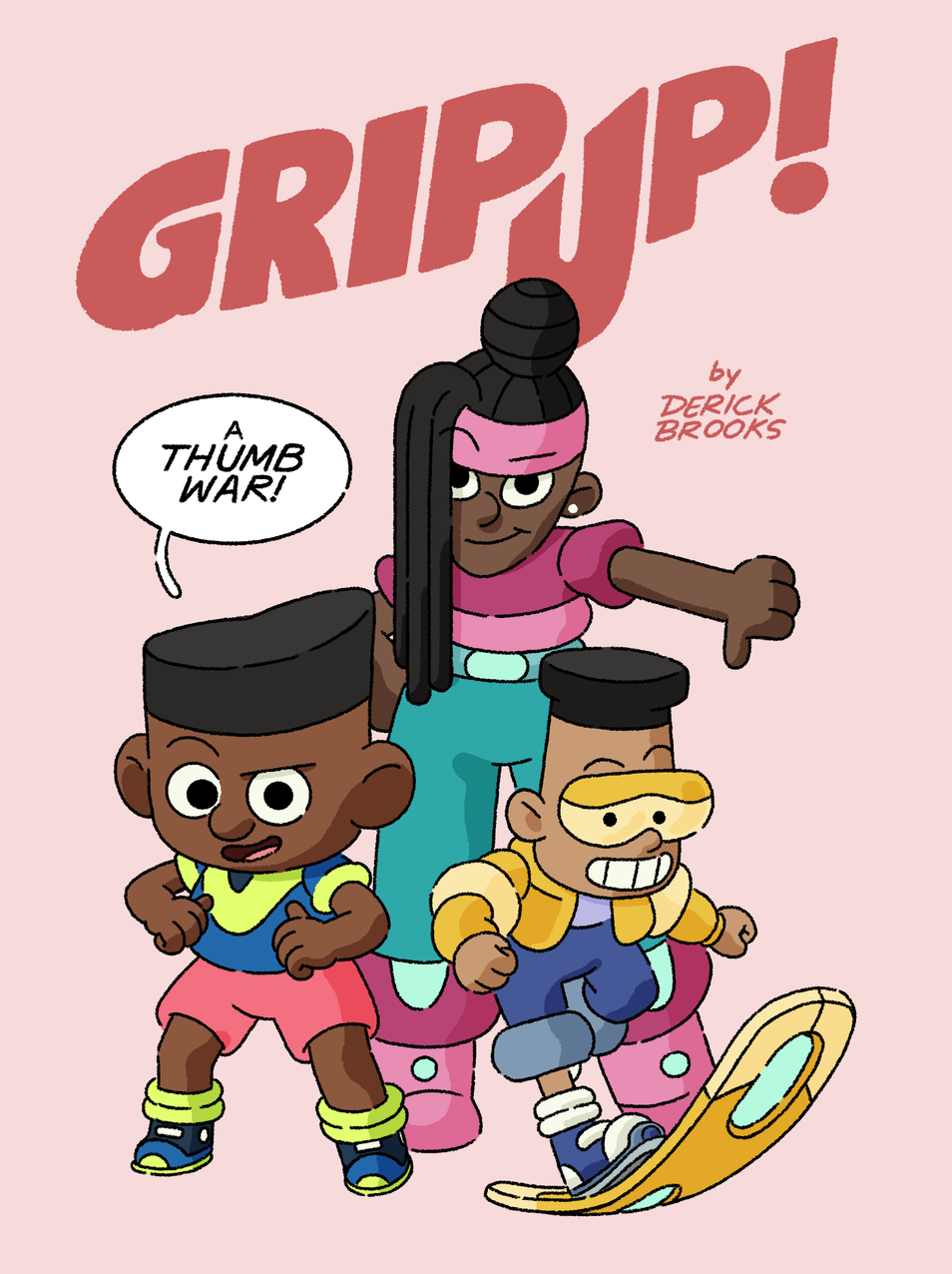 Grip Up! Promo 4