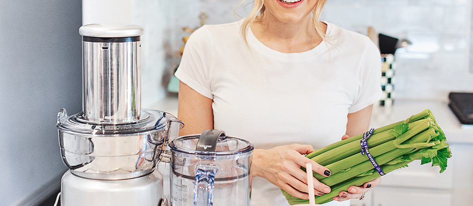 What's All the  Hype About  Celery Juice?