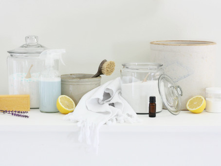 DIY Homemade Cleaners