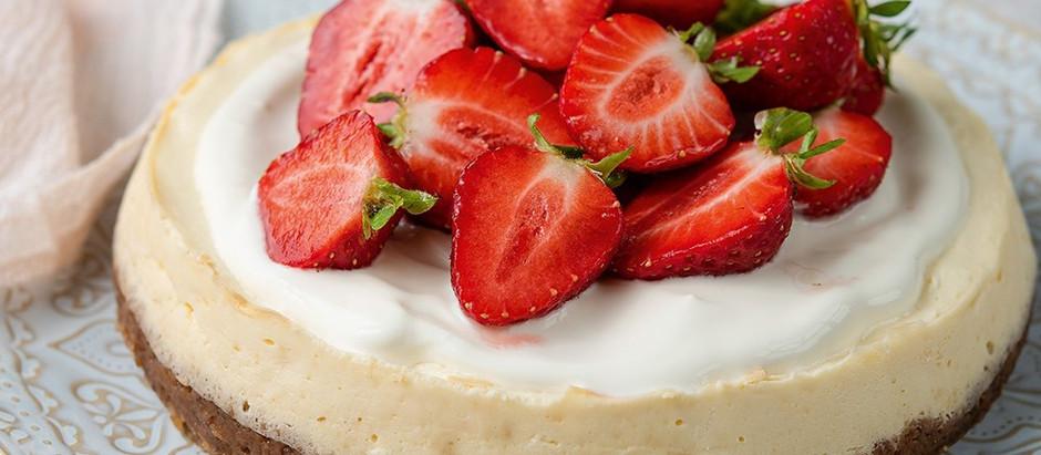 Instant-Pot Cheesecake