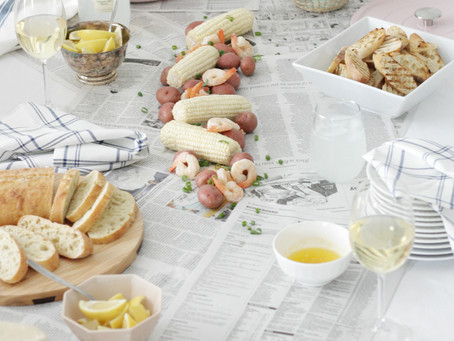 Host a Low Country Boil