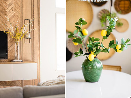 How to Style  Artificial Branches