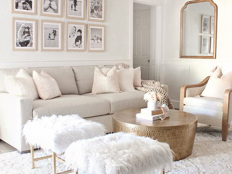 Creating  a Cozy Space