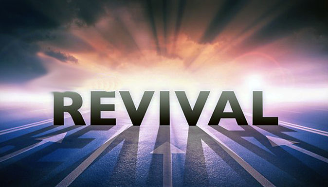Revive Us Again, Lord!