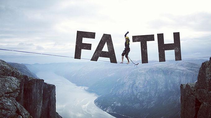 FAITH, Keep Believing Until!
